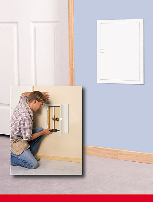 The Closit Wall Access Hatch Production Systems Ltd